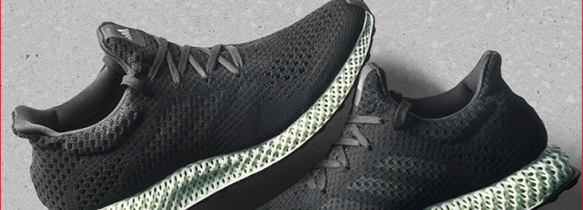 Soon, you can 3D-print your sneakers
