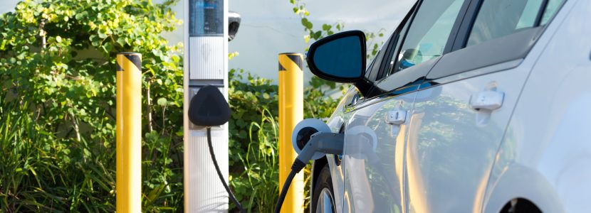 New green growth electrifies auto industry