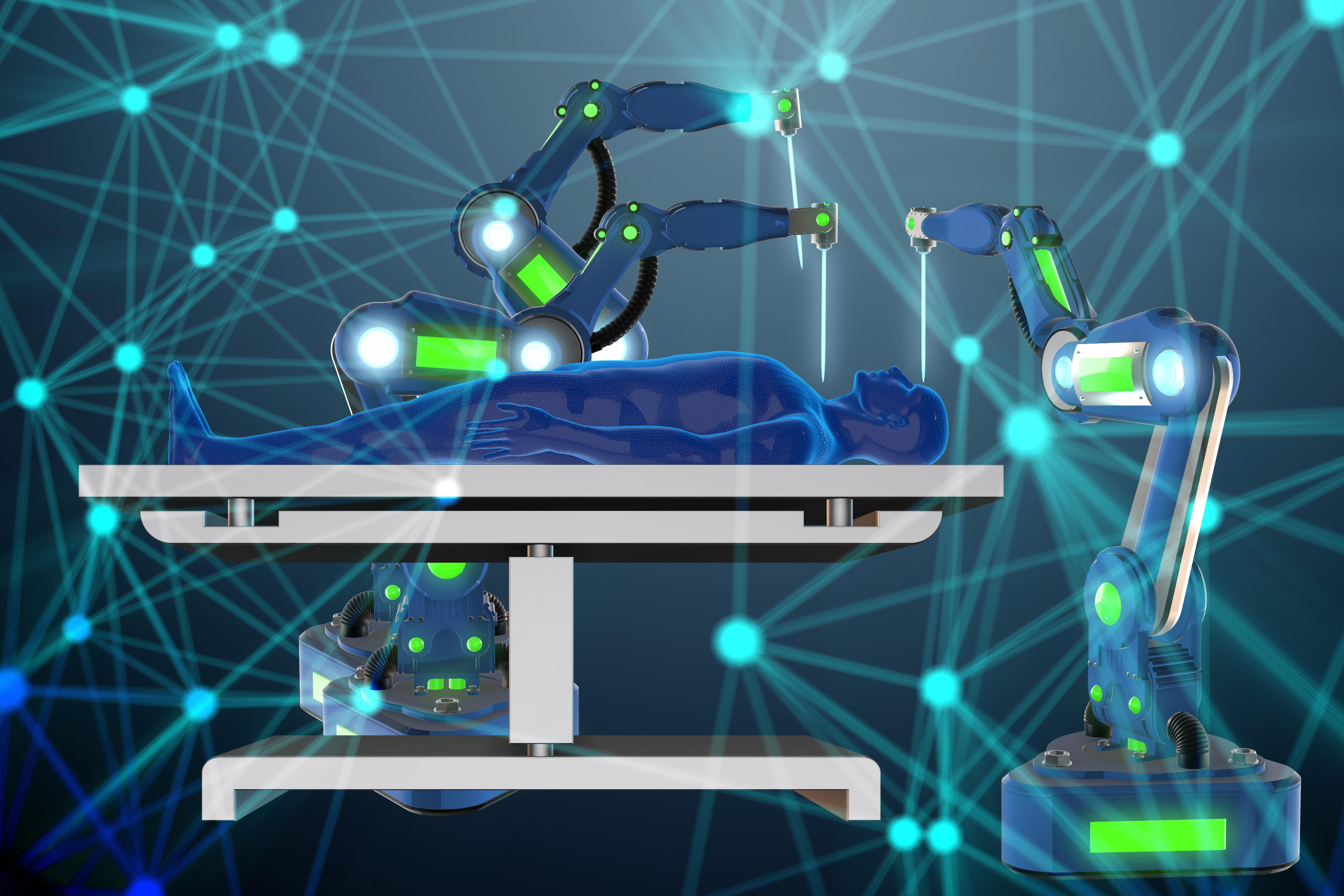 Mako The Robotic Surgeon Revolutionizing Knee Replacements