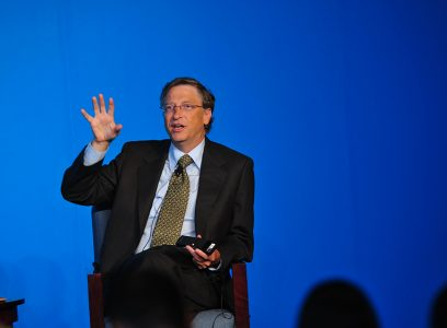 Gates Places Bets on COVID-19 Vaccine>