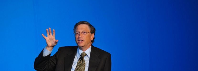 Gates Places Bets on COVID-19 Vaccine