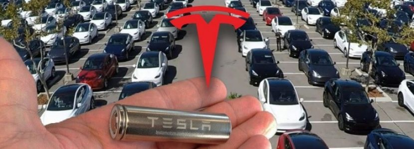 Why the New Tesla Dream Is Battery Powered