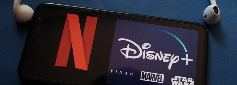 How Netflix Uses Data to Out Duel Disney