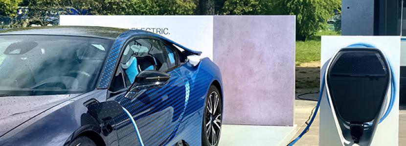 Ride the EV Megatrend