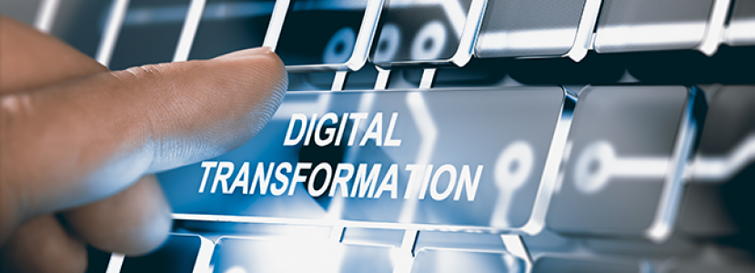 Digital Transformation of Industry and Finance Is Just Starting